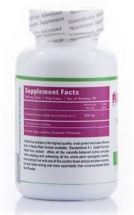Zenith Nutrition Nettle Root Extract 300mg Supplements (90 Capsules)