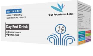 Four Fountains Labs Day End Drink Supplements (Pack of 30)