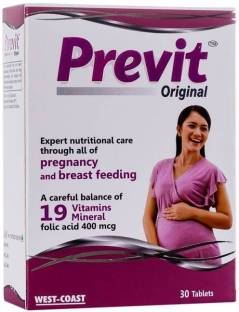 WestCoast Previt Supplements (30 Capsules)