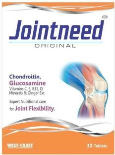 WestCoast Jointneed Supplements (30 Capsules)