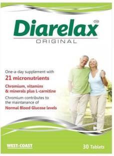 WestCoast Diarelax Orginial Supplements (30 Capsules)
