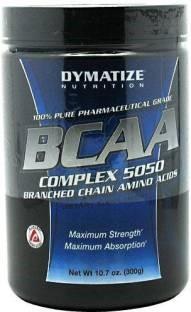 Dymatize Nutrition BCAA Complex 5050 Powder (300gm / 0.67lbs)