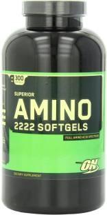 Optimum Nutrition Superior Amino 2222 Supplement (300 Capsules)