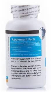 Vista Nutrition Coenzyme Q10 30 mg Vitamins (120 Capsules)