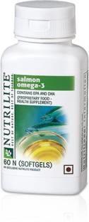 Amway Nutrilite Salmon Omega 3 (60 Softgels)