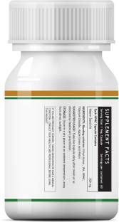 Inlife Neem Seed Oil 500mg Supplement (60 Capsules)