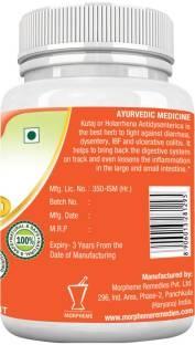 Morpheme Remedies Kutaj 500mg Extract Supplements (60 Capsules)