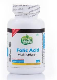 Vista Nutrition Curcumin Multi Vitamin Supplement (120 Capsules)