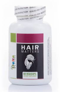 Delta Matters Hair Matters Dietary Supplement (60 Capsules)