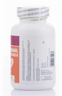 Delta Matters Policosanol With Coq10 (60 Capsules)