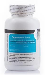 Vista Nutrition Resveratrol 500 mg Supplements (60 Capsules)