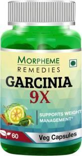 Morpheme Remedies Garcinia 9X Supplement (60 Capsules)