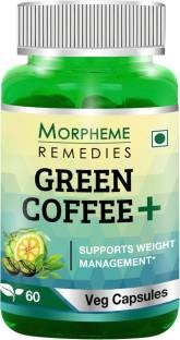 Morpheme Remedies Green Coffee Plus Supplement (60 Capsules)