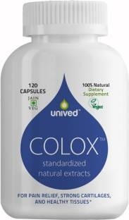 Unived COLOX Dietary Supplement (120 Veg Capsules)