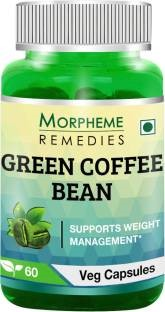 Morpheme Remedies Green Coffee Bean Extract Supplement (60 Capsules)