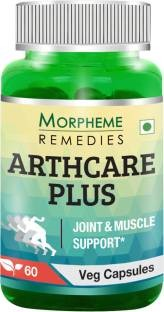 Morpheme Remedies Arthcare Plus 500mg Supplement (60 Capsules)