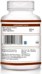 Leanhealth Triphala 800mg Supplement (60 Capsules)