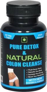 Perennial Lifesciences Pure Detox And Natural Colon Cleanse (60 Capsules)