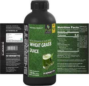 Sharrets Nutritions Wheat Grass Juice (1000 ml)