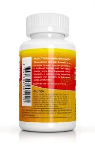 Pro Nutrition Glucosamine HCl with Boswellia & Bromelain Acerola Concentrate (120 Capsules)