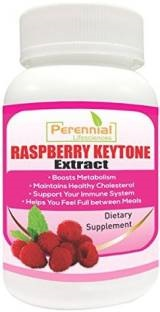 Perennial Lifesciences Raspberry Ketone Extract 800mg Supplements (60 Capsules)