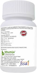 Bhumija Lifesciences Bael Fruit 250mg Supplement (60 Capsules) - Pack Of 3