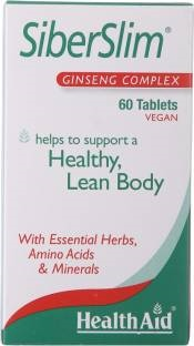 Health Aid SiberSlim Ginseng Complex (60 Tablets)