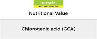 Neuherbs Organic Green Coffee Beans (400gm / 0.89lbs, Coffee)