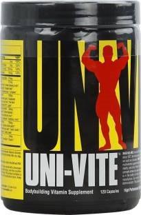 Universal Nutrition Uni-Vite Supplement (120 Capsules)
