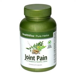 Healthviva Joint Pain Supplement (60 Capsules)