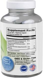 Summit Nutritions Pure Garcinia Cambogia Extract 750 mg (60 Capsules)