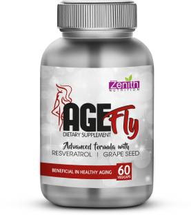 Zenith Nutrition Age Fly Supplement (60 Capsules)