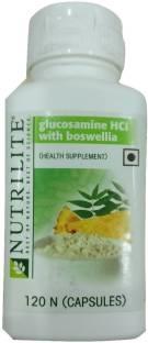 Amway Nutrilite Glucosamine Hcl With Boswellia (120 Capsules)