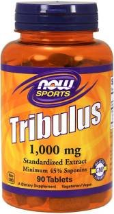 Now Foods Tribulus 1000mg (90 Tablets)