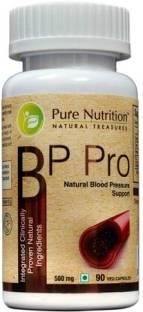 Pure Nutrition BP Pro Management Supplement (90 Capsules)