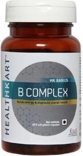 Healthkart B Complex Supplement (60 Capsules)