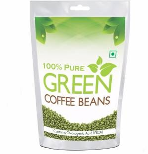 Health First Organic Green Coffee Beans (200gm, Coffee)