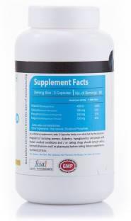 Vista Nutrition Vitamin D And Calcium Supplements (240 Capsules)