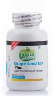 Vista Nutrition Grape Seed Extract Plus Vitamins (240 Capsules)