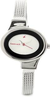 Fastrack NG6015SM01C Analog Watch (NG6015SM01C)