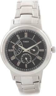 Timex T2M424 E-Class Analog Watch (T2M424)