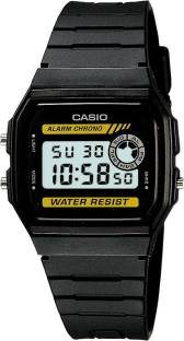 Casio Vintage F-94WA-9DG (D053) Series Digital Grey Dial Men's Watch (F-94WA-9DG (D053))