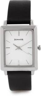 Sonata NG7078SL03C Classic Analog Men's Watch (NG7078SL03C)
