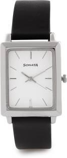 Sonata NG7078SL03C Classic Analog Men's Watch
