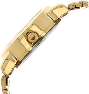 Sonata NH8925YM02CJ Analog Gold Dial Women's Watch