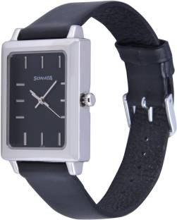Sonata NH7078SL04C Analog Black Dial Men's Watch (NH7078SL04C)