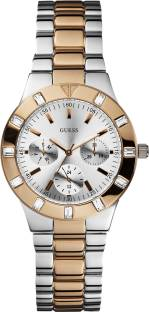 Guess W14551L1 Silver Dial Analog Women's Watch (W14551L1)