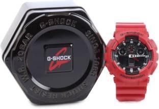 Casio G-Shock G344 Analog-Digital Watch