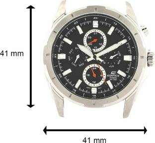 Casio Edifice ED375 Analog Watch