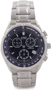 Citizen Eco-Drive BL7110-51L Analog Blue Dial Men's Watch